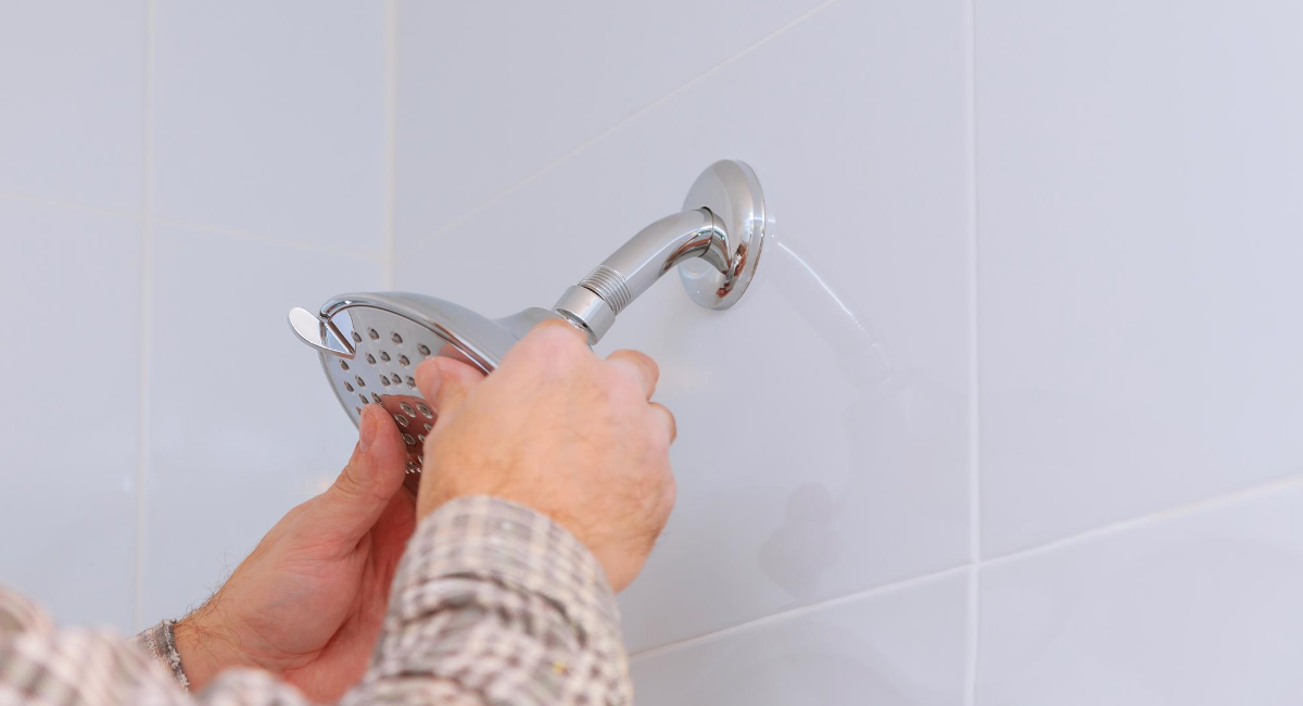 Replacing the Old Showerhead